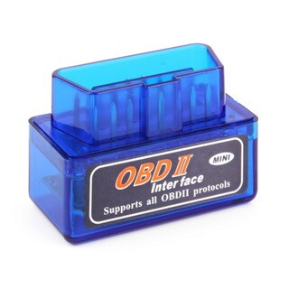 Mini ELM327 OBD2 II Bluetooth Diagnostic Car Tool