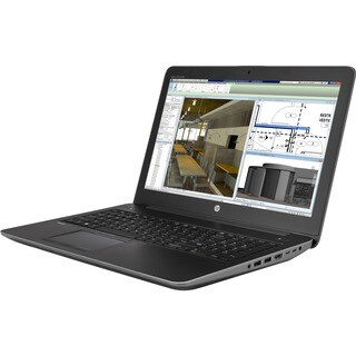 "HP ZBook 15 G4 15.6"" LCD Mobile Workstation - Intel Core i5 (7th Gen)"
