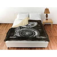 Oliver Gal 'Gearing 1912' Duvet Cover