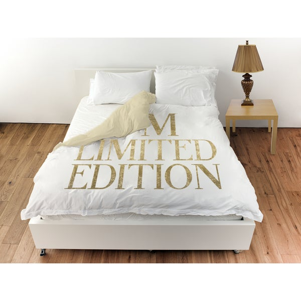Oliver Gal 'Limited Edition Luxe' Duvet Cover
