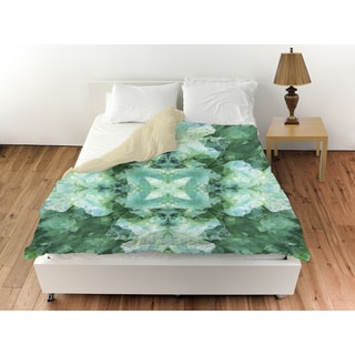 Oliver Gal 'Gin On The Rocks' Duvet Cover