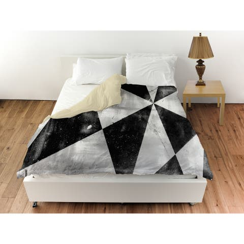 Oliver Gal 'Creative Fuel' Duvet Cover