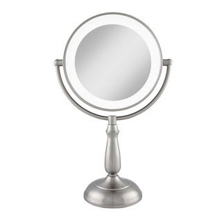 Zadro Dimmable Touch Ultra Bright Dual-Sided LED Lighted Vanity Mirror