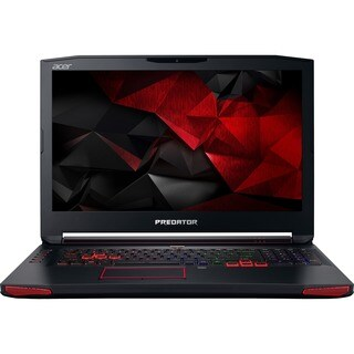 "Acer 17.3"" Laptop 2.6 GHz Core i7-6700HQ 64 GB Ram 2 TB HDD + 512 GB SSD Windows 10 Home"