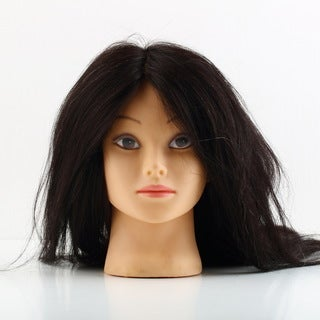 Synthetic 18-inch Mannequin Training Head