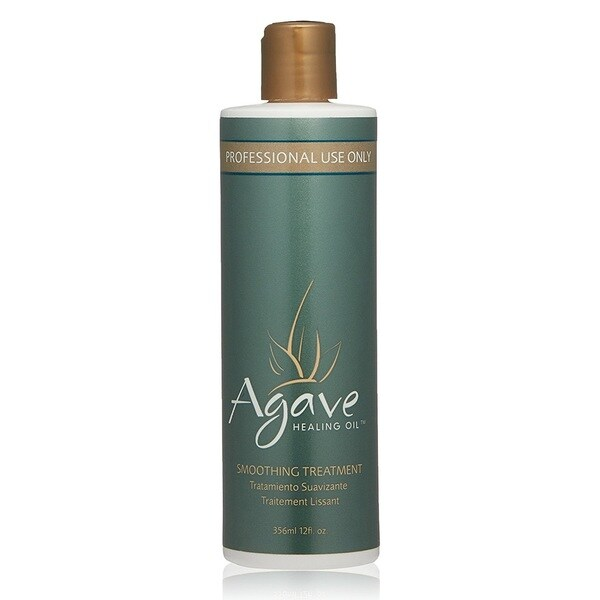 Shop Agave HEALING OIL 12-ounce Smoothing Treatment