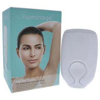 iluminage Precise Touch Permanent Hair Reduction Device with FDA-cleared IPL RF Technology