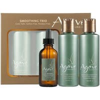 Agave Take-Home Smoothing Haircare Trio