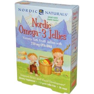 Nordic Omega-3 Jellies