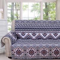 Greenland Home Medina Saffron Sofa Furniture Protector