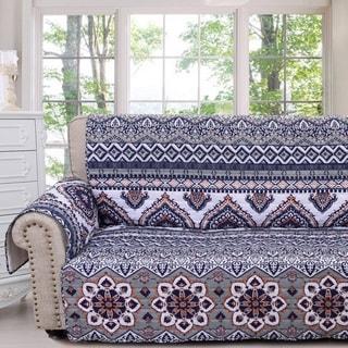 Medina Saffron Sofa Furniture Protector