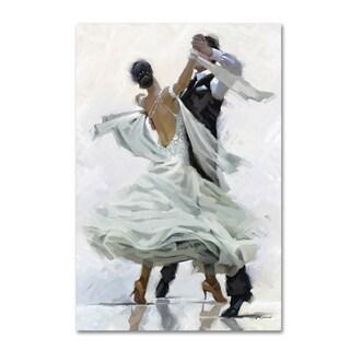 The Macneil Studio 'Waltz' Canvas Art