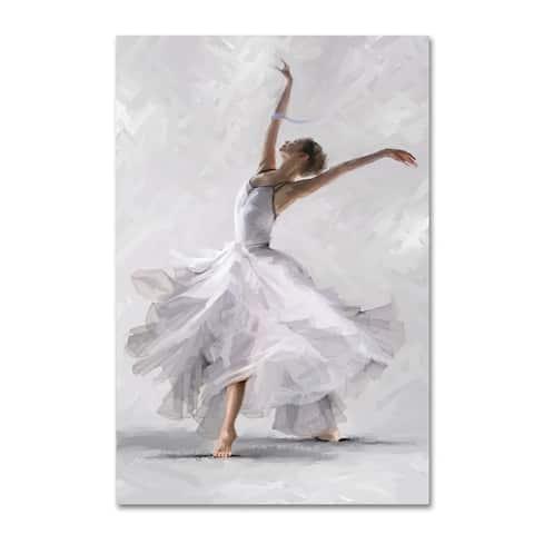 The Macneil Studio 'Dance of the Winter Solstice' Canvas Art