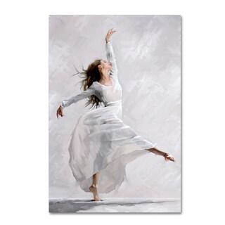 The Macneil Studio 'Dance of the West Wind' Canvas Art