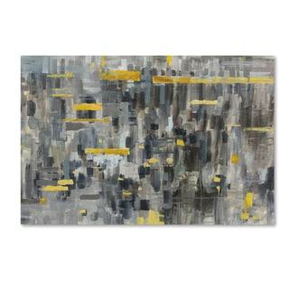 Danhui Nai 'Reflections Crop' Canvas Art