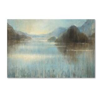 Danhui Nai 'Through the Mist Crop' Canvas Art