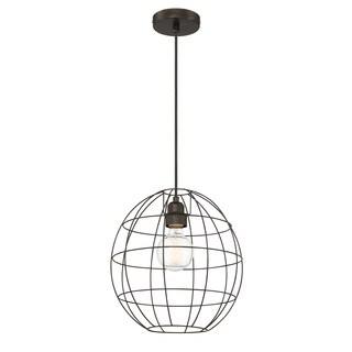 Lite Source 1-Light Kaden Pendant Lamp