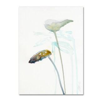 Wyanne 'Botanical Study I' Canvas Art