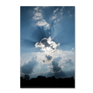 Kurt Shaffer 'Heavenly' Canvas Art