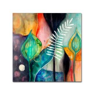 Wyanne 'Collectedness' Canvas Art
