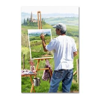The Macneil Studio 'Artist' Canvas Art