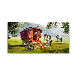 The Macneil Studio 'Gypsy Caravan' Canvas Art