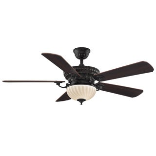 Fanimation Ventana 52-inch Ceiling Fan - Dark Bronze