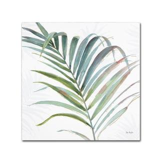 Lisa Audit 'Tropical Blush V' Canvas Art