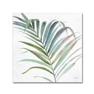 Lisa Audit 'Tropical Blush V' Canvas Art