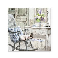 The Macneil Studio 'Rocking Chair' Canvas Art