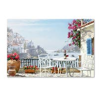 The Macneil Studio 'Amalfi Coast' Canvas Art