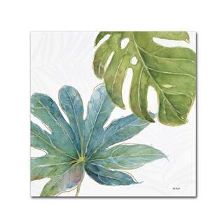 Carson Carrington Virklund Audit 'Tropical Blush VII' Canvas Art