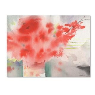 Sheila Golden 'Seasons' Canvas Art