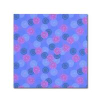 Laurence Lavallee 'Pom-pom' Canvas Art