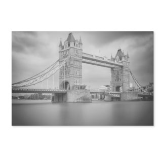 Claire Doherty 'Tower Bridge' Canvas Art