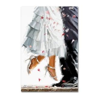 The Macneil Studio 'Wedding ' Canvas Art