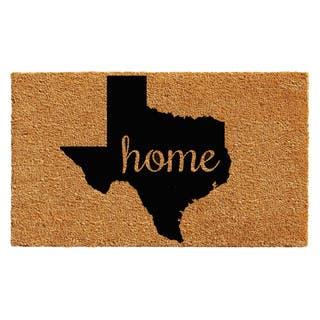 "Texas Doormat (18"" x 30"")|https://ak1.ostkcdn.com/images/products/15647192/P22076825.jpg?impolicy=medium"