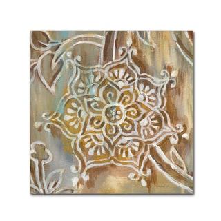 Danhui Nai 'Henna III' Canvas Art