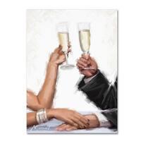 The Macneil Studio 'Congratulations' Canvas Art