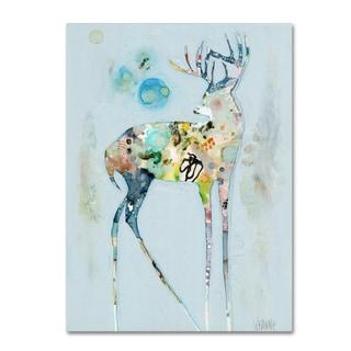 Wyanne 'Strength' Canvas Art
