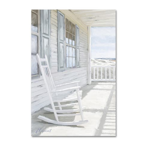 The Macneil Studio 'Rocking Chair' Canvas Art