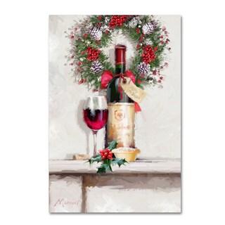 The Macneil Studio 'Red Wine' Canvas Art
