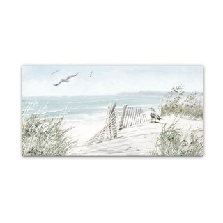 The Macneil Studio 'Coastal Dunes' Canvas Art