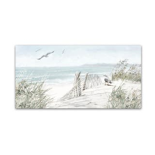The Gray Barn The 'Coastal Dunes' Canvas Art