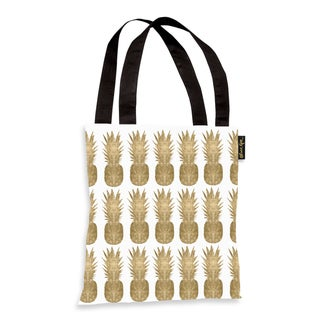 Link to Oliver Gal 'Gold Pineapples' Tote Bag Similar Items in Shop By Style