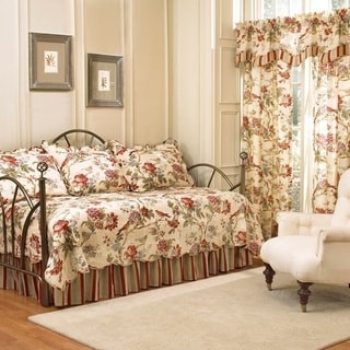 Waverly Charleston Chirp Cotton 5-Piece Daybed Set