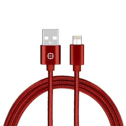 Urbo 2-in-1 Universal Reversible Charging Cable for Apple and Android to Charge Phones, Phablets, Tablets, Cameras and More
