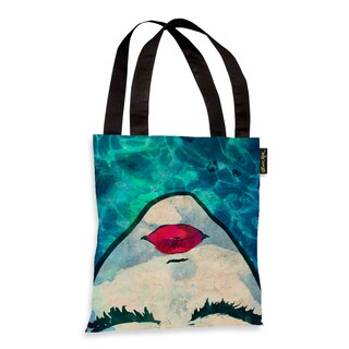 Oliver Gal 'Water coveted' Tote Bag