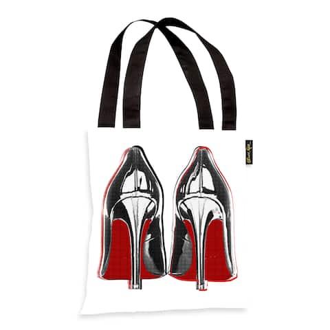 Oliver Gal 'Secret Weapon' Tote Bag