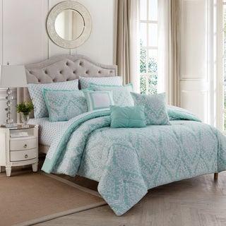 Hyde-Damask 10 Piece Comforter Set